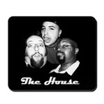 The House Writer's Room Mousepad