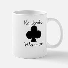 kajukenbo 03 sem. Warrior Mugs