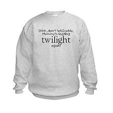 Funny Vampires twilight movie Sweatshirt