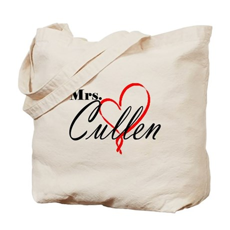 Mrs. Cullen Tote Bag