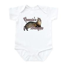 Queenie's Designs Infant Creeper