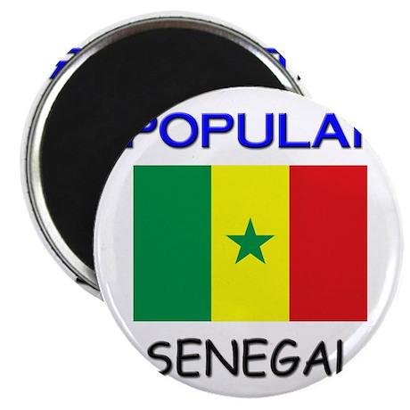 I'm Popular In SENEGAL Magnet