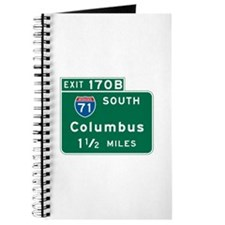 Columbus, OH Highway Sign Journal