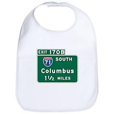 Columbus, OH Highway Sign Bib