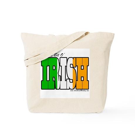 Wee Bit O' Irish Tote Bag