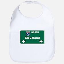 Cleveland, OH Highway Sign Bib