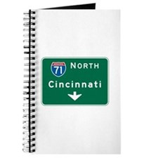 Cincinnati, OH Highway Sign Journal