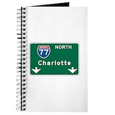 Charlotte, NC Highway Sign Journal