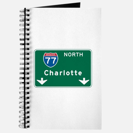 Charlotte, NC Highway Sign Journal