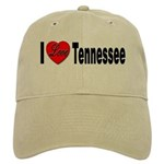I Love Tennessee Cap