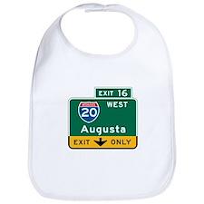 Augusta, GA Highway Sign Bib