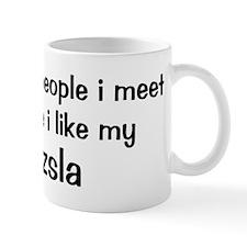 I like my Vizsla Small Mug