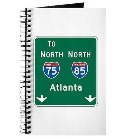 Atlanta, GA Highway Sign Journal