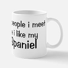 I like my Toy Spaniel Mug