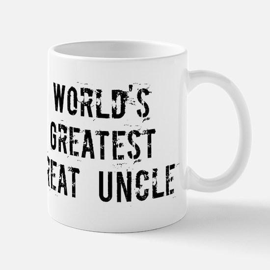 Worlds Greatest Great Uncle Mug