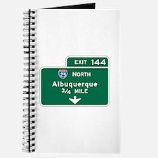 Albuquerque, NM Highway Sign Journal
