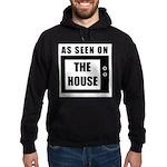 'As Seen On' Hoodie (dark)