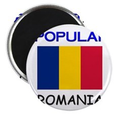 I'm Popular In ROMANIA Magnet