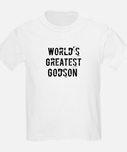 Worlds Greatest Godson T-Shirt