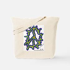 Amoeba Peace - Tote Bag