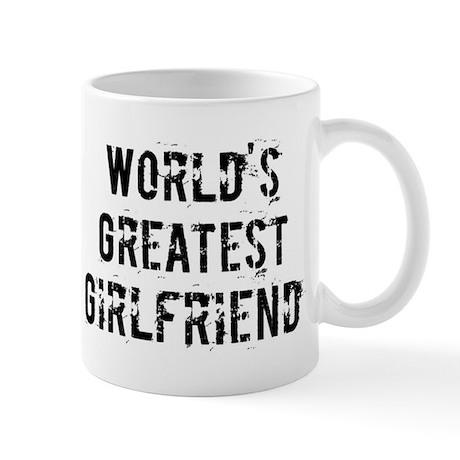 Worlds Greatest Girlfriend Mug
