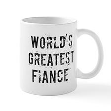 Worlds Greatest Fiance Mug