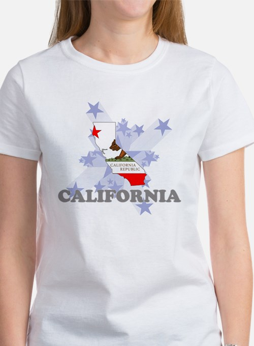 All Star California Tee