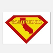 Super Star California Postcards (Package of 8)