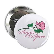Sugar and Spice Button