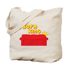 Sofa King Tote Bag