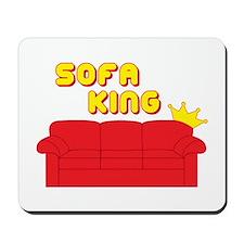 Sofa King Mousepad