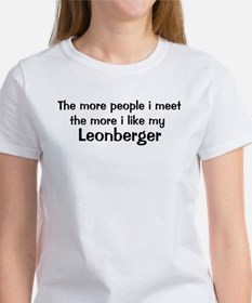I like my Leonberger Tee