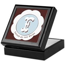 Market Father of the Bride Keepsake Box