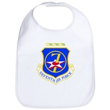 7th Air Force Bib