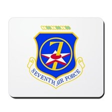 7th Air Force Mousepad