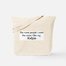 I like my Kelpie Tote Bag