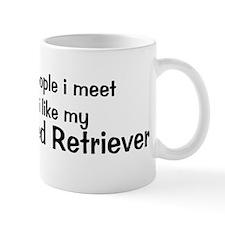 I like my Curly-Coated Retrie Mug