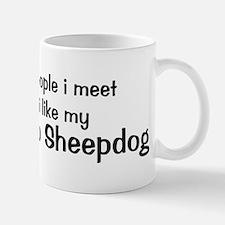 I like my Bergamasco Sheepdog Mug