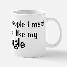I like my Beagle Mug