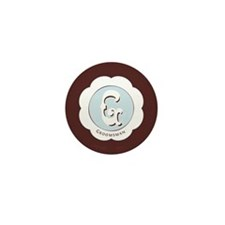 Market Groomsman Mini Button