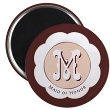 Market Maid of Honor Magnet
