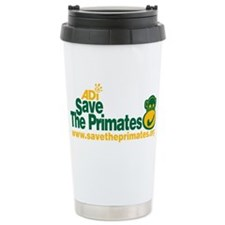 Cute Animal defenders Travel Mug