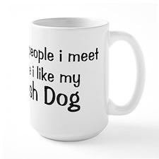 I like my Akbash Dog Mug