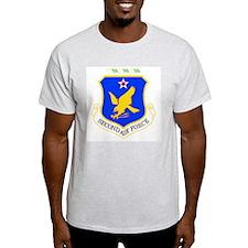 2nd Air Force Ash Grey T-Shirt