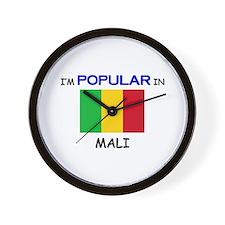 I'm Popular In MALI Wall Clock