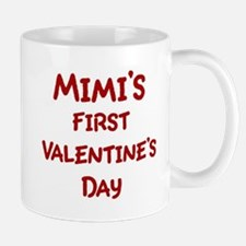 Mimis First Valentines Day Mug