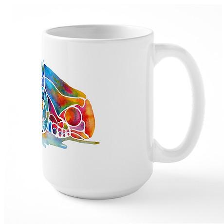Calypso Cat Large Mug