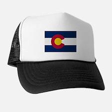 Beloved Colorado Flag Modern Trucker Hat