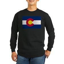 Beloved Colorado Flag Modern T