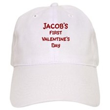 Jacobs First Valentines Day Baseball Cap